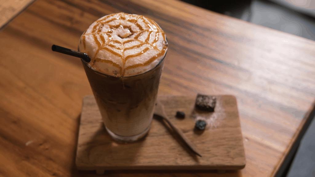 caramel macchiato iced coffee recipe