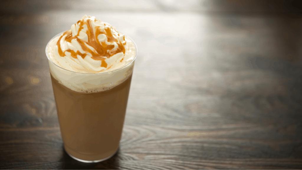 salted caramel iced coffee recipe