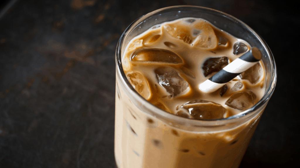 Indian iced coffee recipe