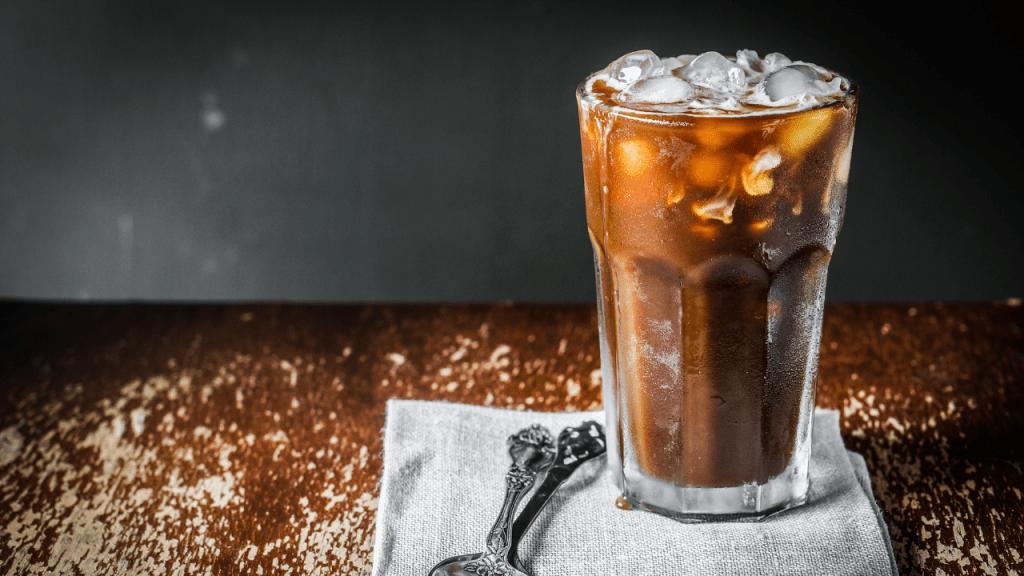 spiked brandy iced coffee recipe