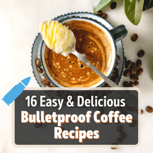 bulletproof coffee recipe featured