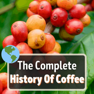 history of coffee featured