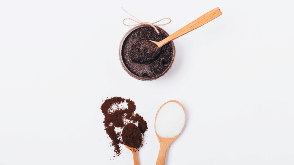 uses for coffee grounds 1